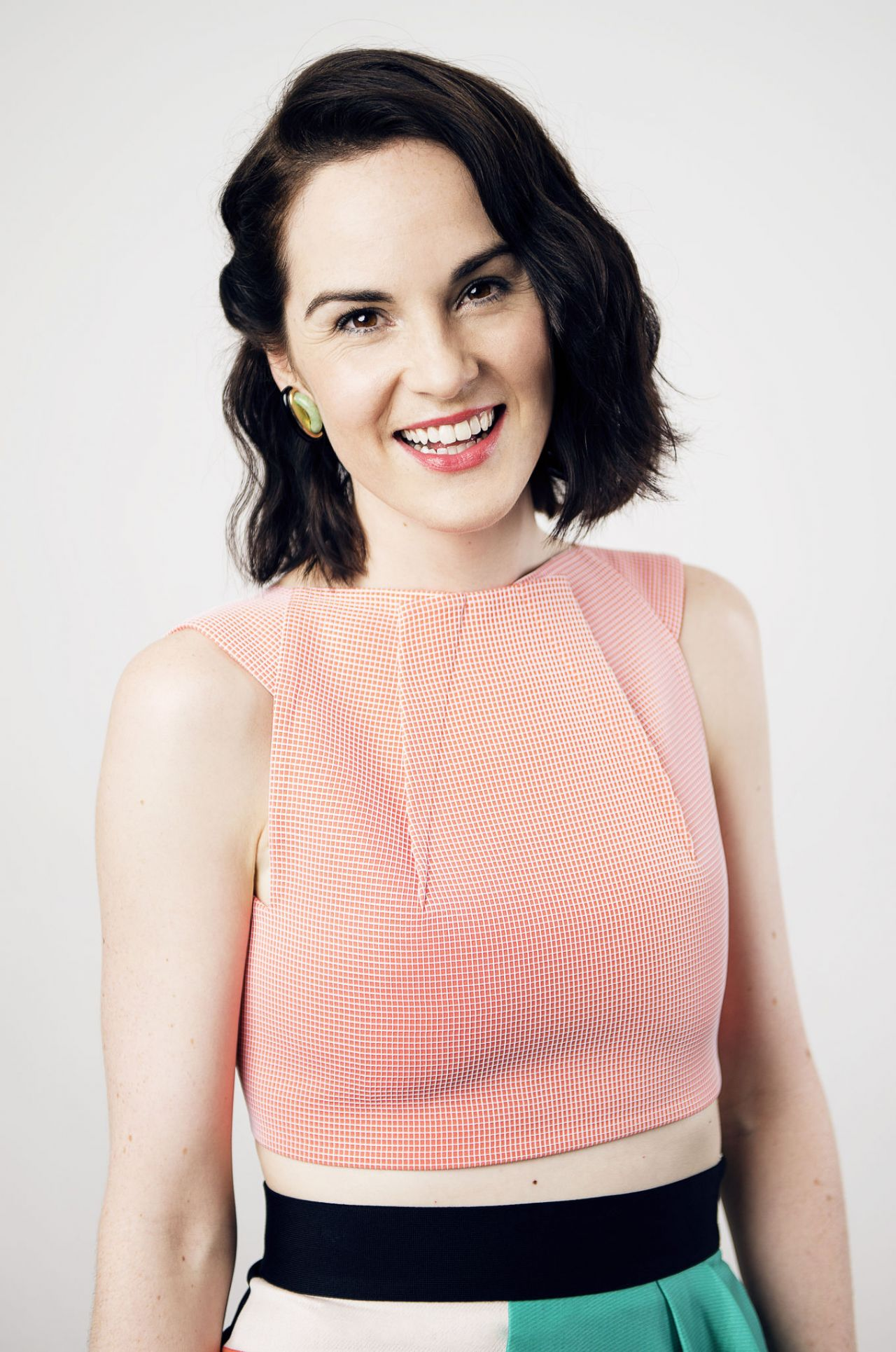 Michelle Dockery Photoshoot For 2014 Bafta