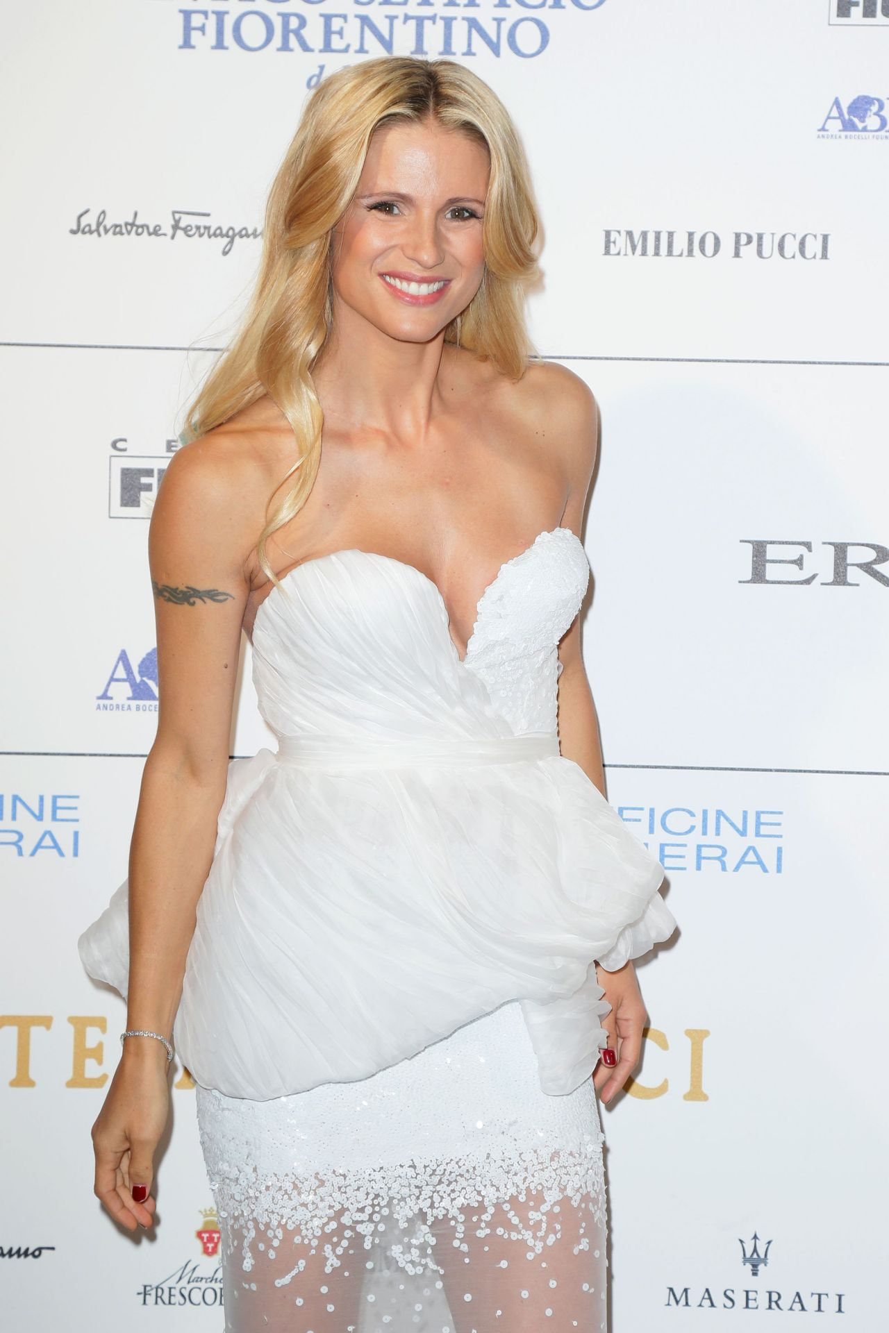 September 2014 Issue: Celebrity Fight Night In Florence