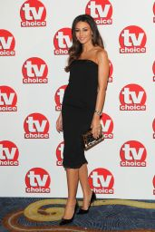 Michelle Keegan - TV Choice Awards 2014 in London