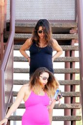 Mila Kunis Leaving Yoga Class in Los Angeles - September 2014