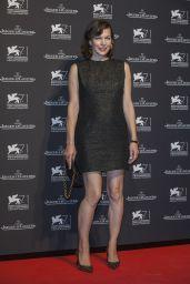 Milla Jovovich - Jaeger LeCoultre Gala Dinner in San Rocco in Venice, Italy - September 2014