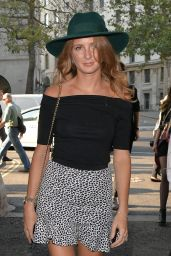 Millie Mackintosh Style - Out in London - September 2014