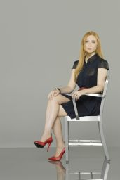 Molly Quinn – CASTLE (TV Series) Season 6 Promoshoot