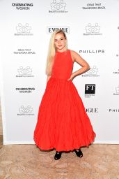 Morgan Saylor - 2014 Brazil Foundation Gala in New York City