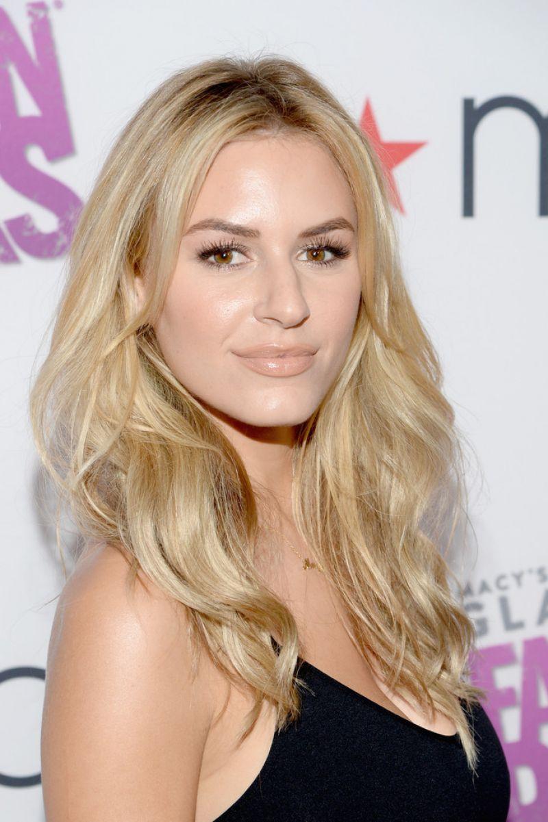 Morgan Stewart Glamorama Fashion Rocks Event In Los