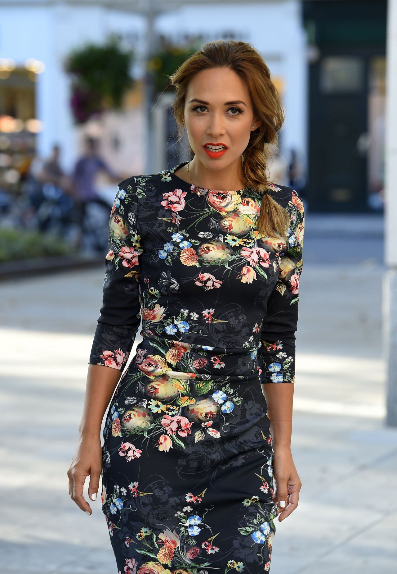 Myleene Klass - Debate Mate Summer 2014 Gala in Chelsea