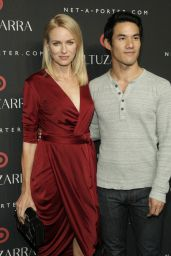 Naomi Watts at Altuzarra for Target Launch Event - September 2014