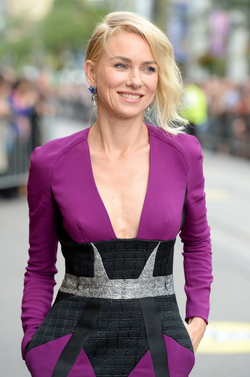 Naomi Watts - 'While We're Young' Premiere