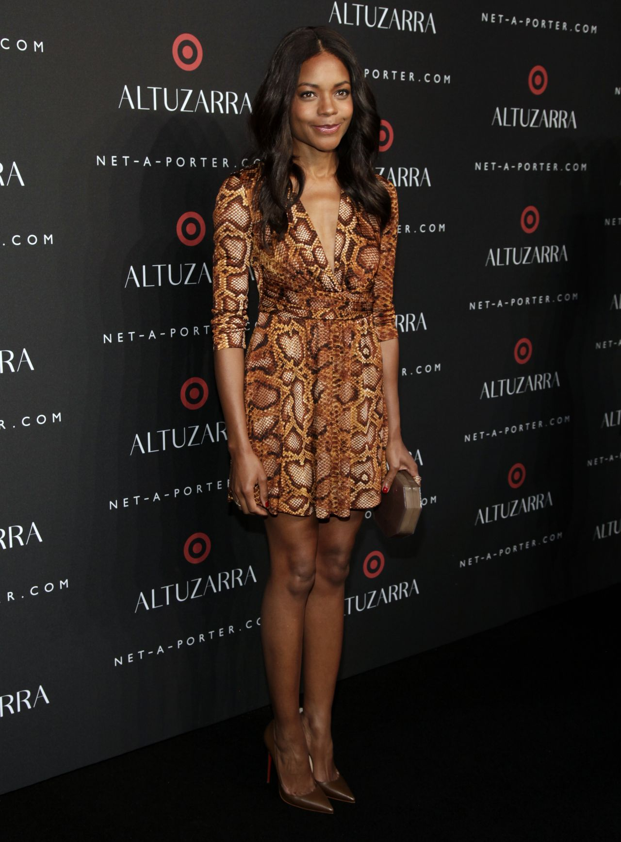 Naomie Harris - Altuzarra for Target Launch Event in NYC - Fashion Week Spring 2015