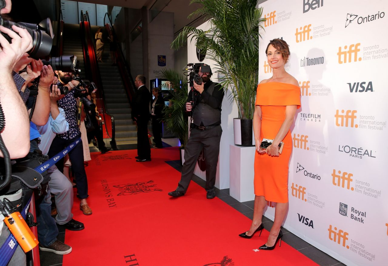 Natalie Brown – 2014 TIFF Gala