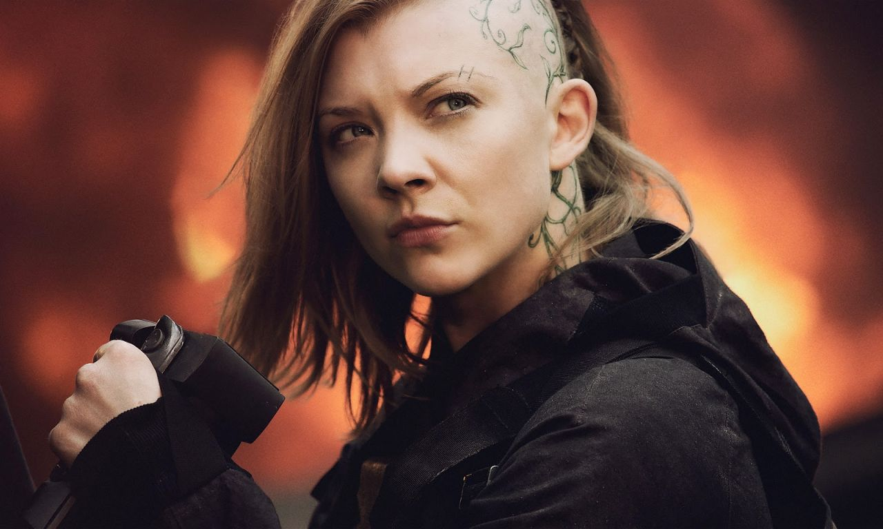 Natalie Dormer - The Hunger Games: Mockingjay - Part 1 HQ ...
