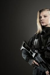 Natalie Dormer - The Hunger Games: Mockingjay - Part 1 HQ Photos