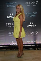 Natalie Gulbis - Delano Las Vegas Grand Opening Party (2014)