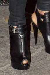 Nicki Minaj Out in Paris, France - September 2014