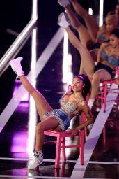 Nicki Minaj Performs at 2014 Fashion Rocks in New York City