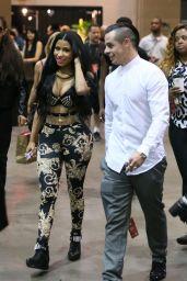 Nicki Minaj Performs at 2014 iHeartRadio Music Festival - Night 1 in Las Vegas