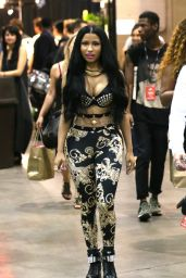 Nicki Minaj Performs at 2014 iHeartRadio Music Festival - Night 1 in Las Vegas