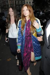 Nicola Roberts at House of Holland Show – London Fashion Week 2014