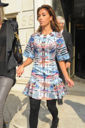 Nicole Scherzinger - Alice Temperley Show – London Fashion Week – September 2014