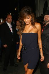 Nicole Scherzinger Night Out Style - at