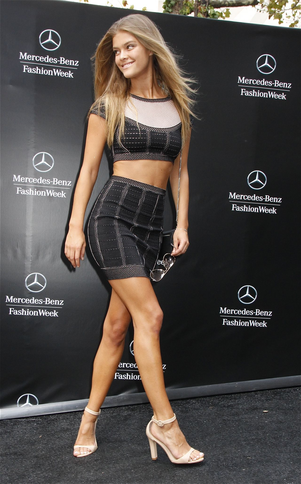 September 2014 Issue: Mercedes-Benz Fashion Week In New York City