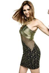 Nina Dobrev - Photoshoot for Femina Magazine (China) - September 2014