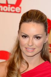 Ola Jordan - TV Choice Awards 2014 in London