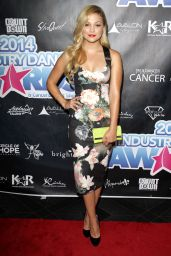 Olivia Holt - 2014 Industry Dance Awards Hollywood