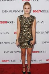 Olivia Holt – 2014 Teen Vogue Young Hollywood Party in Beverly Hills
