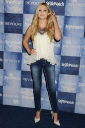 Olivia Holt – People StyleWatch 2014 Denim Party in Los Angeles