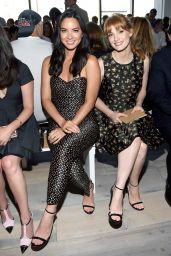 Olivia Munn – Michael Kors Fashion Show in New York City – September 2014
