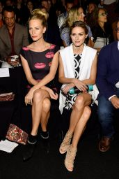 Olivia Palermo – Desigual Fashion Show – Mercedes-Benz Fashion Week Spring 2015