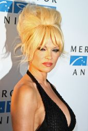 Pamela Anderson - 2014 Mercy For Animals Gala, London Hotel, California