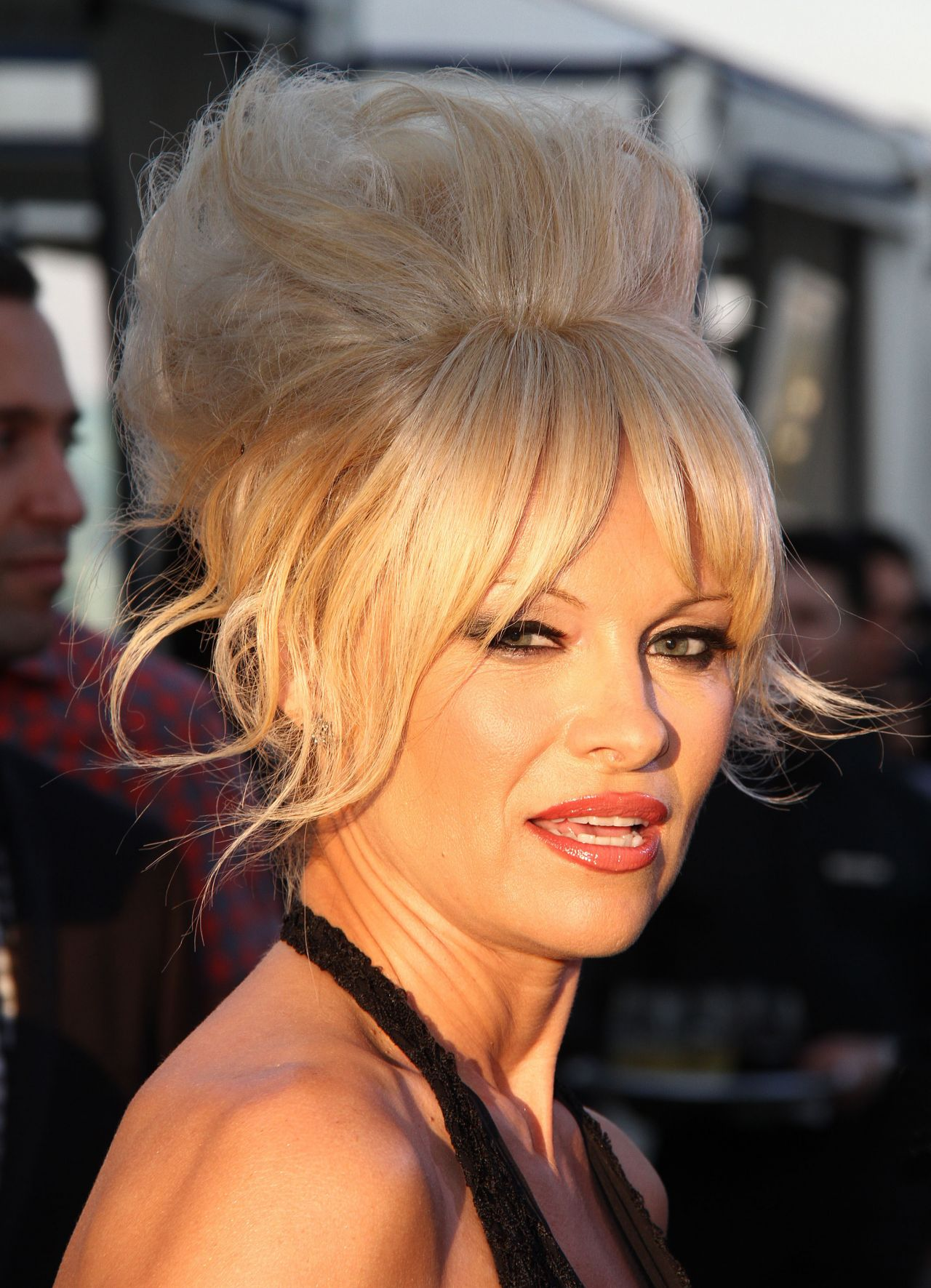 Pamela Anderson 2014 Mercy For Animals Gala London