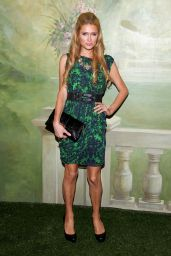 Paris Hilton - Alice+Olivia Spring 2015 Presentation in New York City