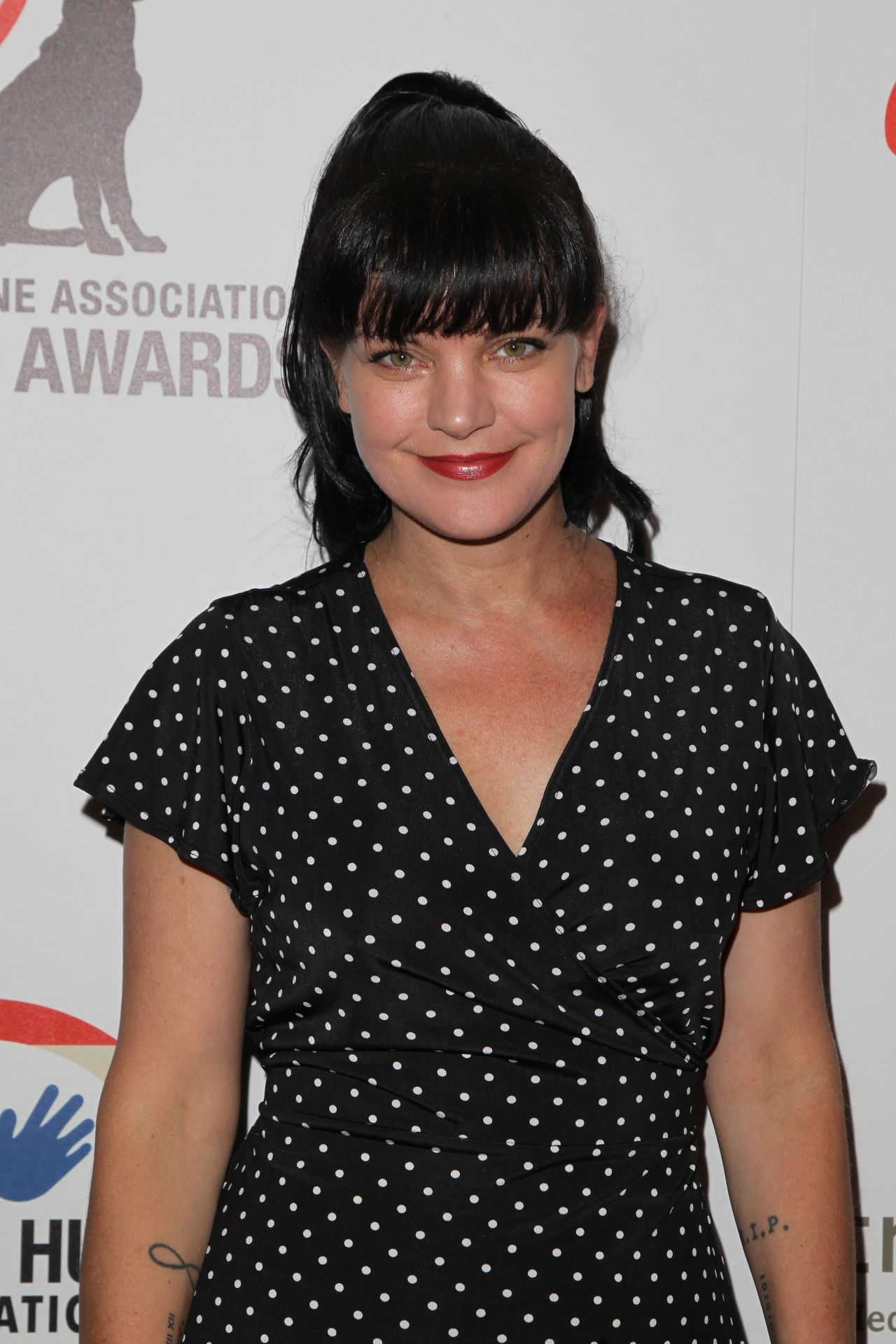 Pauley Perrette - 2014 American Humane Association Hero Dog Awards in Beverly Hills