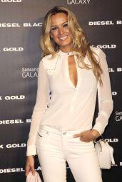 Petra Nemcova – Diesel Black Gold Spring 2015 Fashion Show in New York City