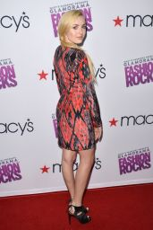 Peyton List - 2014 Glamorama Fashion Rocks Event in Los Angeles
