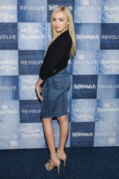 Peyton List - 2014 People StyleWatch Denim party in Los Angeles