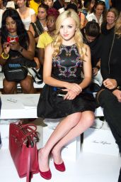 Peyton List - Mara Hoffman Fashion Show in New York City - Sep 2014