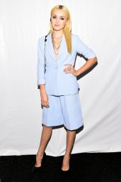 Peyton List - Nanette Lapore Fashion Show in New York City - September 2014