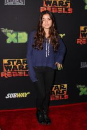 Piper Curda – 'Star Wars Rebels' Special Screening in Century City