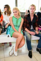 Pixie Lott at ISSA show at London Fashion Week 2014