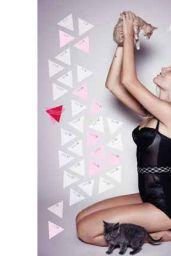 Pixie Lott - Official 2015 Calendar Preview