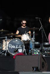 Pixie Lott Performs at Fusion Festival in Birmingham - August 2014