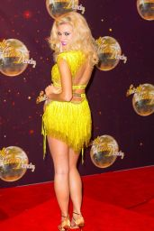Pixie Lott – Strictly UK Launch 2014 – Elstree Studios