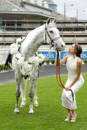 Rachael Finch - 2014 Sydney Spring Carnival at Royal Randwick Racecourse