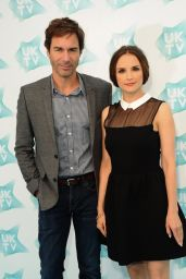 Rachael Leigh Cook - UKTV Live Launch - September 2014