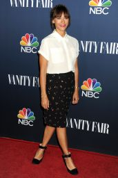 Rashida Jones - NBC Universal Vanity Fair Party in Los Angeles - September 2014