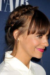 Rashida Jones - NBC Universal Vanity Fair Party in Los Angeles - September 2014